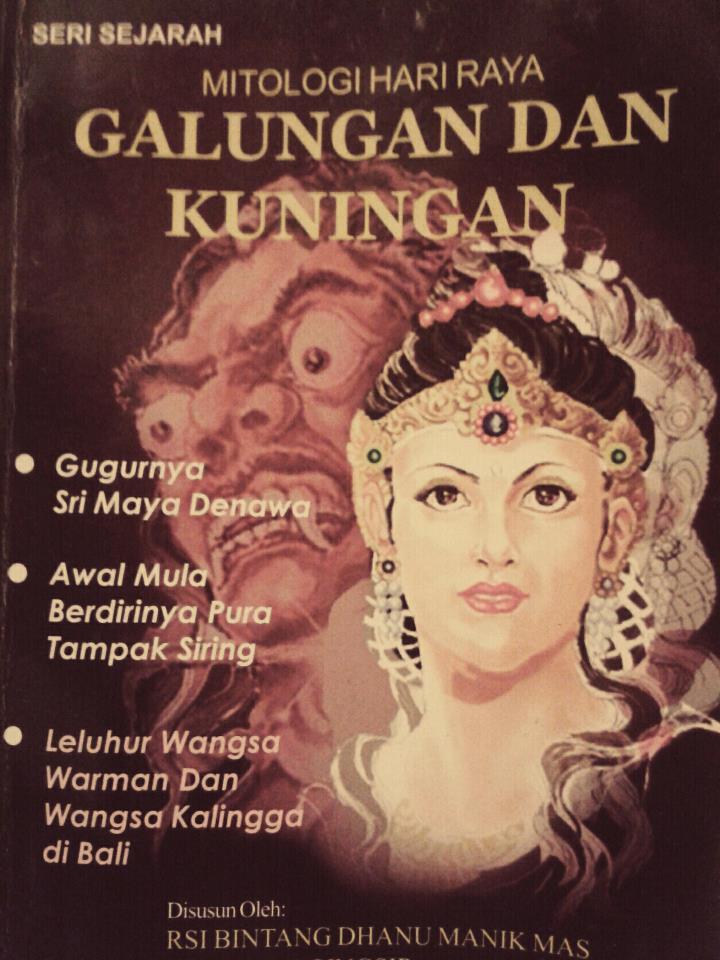Galungan_Kuningan book